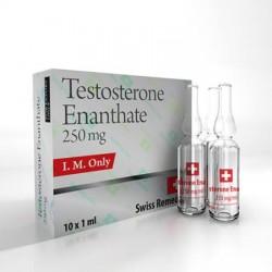 Testosteron Enanthate 250mg Schweizer Heilmittel
