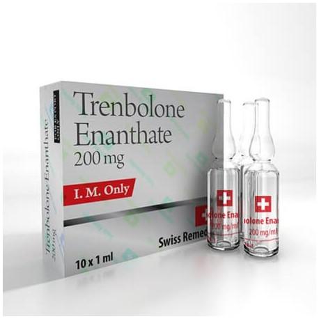 Trenbolone Enanthate 200mg Swiss Remedies