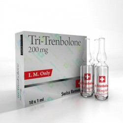 Tri Trenbolone Swiss Remedies 200mg