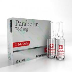 Parabolan Trenbolone 76,5 mg Svizzera Rimedi