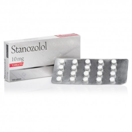 Stanozolol Swiss Remedies tablets