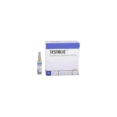 Testolic 100 mg/amp (1 ampoule), Body Research