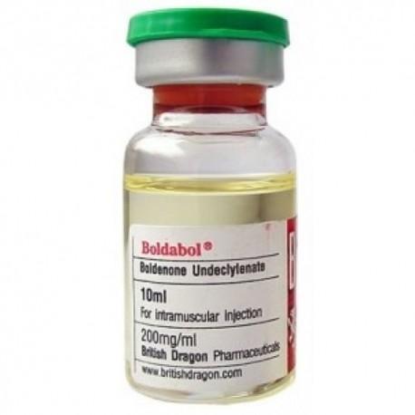 Boldabol 2000 mg / 10 ml, British Dragon