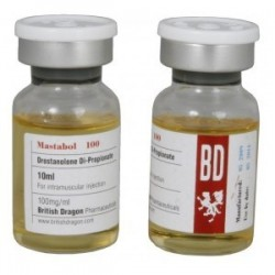 Mastabol 100 (drostanolone propionate) 1000 mg / 10 ml