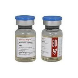 Testabol Enanthate (British Dragon) 2500 mg / 10 ml