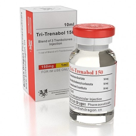 Tri-Trenabol British Dragon) 1500 mg / 10 ml