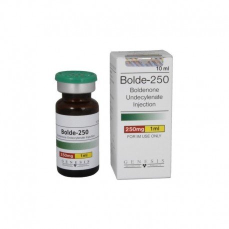 Bolde 250 Genesi 2500 mg/10 ml