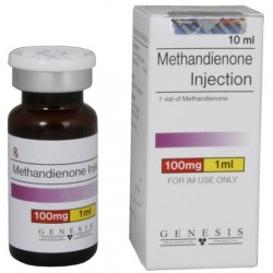 Methandienone (Dianabol) Iniettabili, 1000 mg / 10 ml Genesi