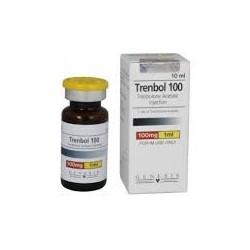 Trenbol-100 (acétate de trenbolone) injectable, 1000 mg/ 10 ml par Genesis