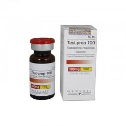 Prueba de la Proposición 100 (propionato de testosterona) 1000 mg / 10 ml por Génesis