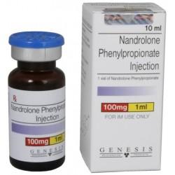 Nandrolone fenilpropionato 1000 mg / 10 ml da Genesi