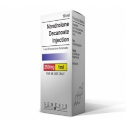 Nandrolone decanoate (Deca Durabolin) Injectable, 2500 mg / 10 ml by Genesis