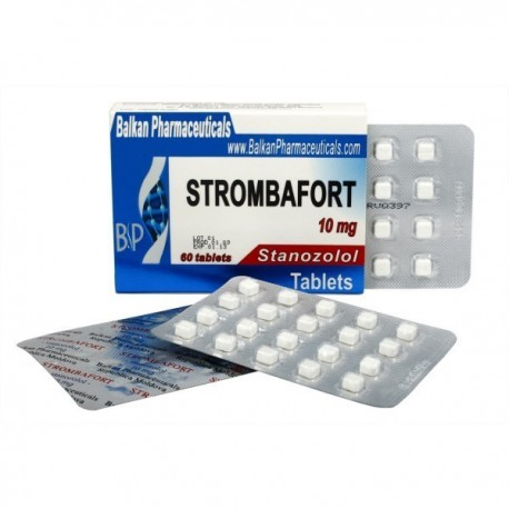 Strombafort, Balkan Pharmaceuticals