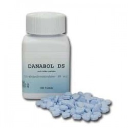 Danabol DS (Methandienone) 500 tabs / 10 mg